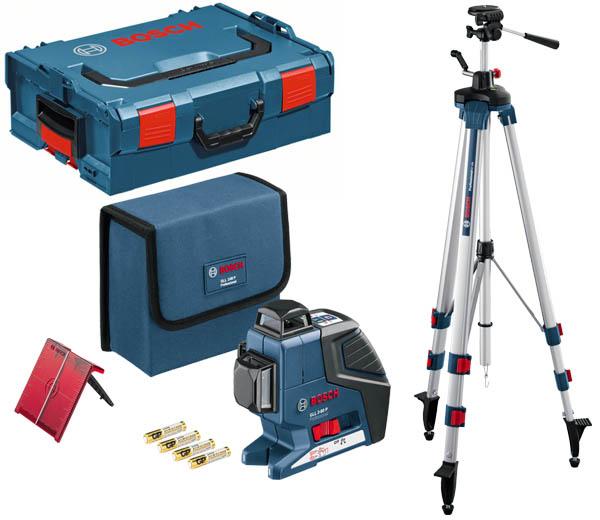Нивелир Bosch GLL 3-80 Professional 0601063309 - фото 10