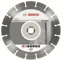 Круг алмазний Bosch Standard for Concrete 125 x 22,23 x 1,6 x 10 mm