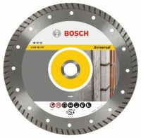 Круг алмазний Bosch Standard for Universal Turbo 180 x 22,23 x 2,5 x 10 mm