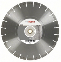Круг алмазний Bosch Standard for Concrete 500 x 25,40 x 3,6 x 10 mm