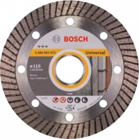 Алмазный круг Bosch Expert for Universal Turbo, 115×22,23×2 мм (2608602574)