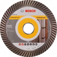 Алмазный круг Bosch Expert for Universal Turbo, 125×22,23×2,2 мм (2608602575)