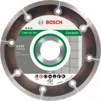 Алмазный круг Bosch Best for Ceramic Extraclean, 115×22,23×1,2 мм (2608602368)