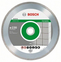 Алмазный диск Bosch Standard for Ceramic, 230×22,23×1,6×7 мм (2608603234)