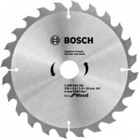 Пильный диск Bosch Eco for Wood 230x2,8x30-24T (2608644381)