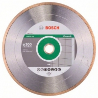Алмазный диск Bosch Standard for Ceramic, 300-30/25,4 мм (2608602540)